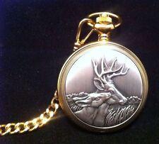 Majesti Full Hunter Modern Pocket Watches