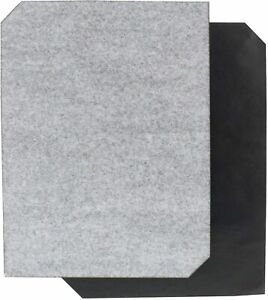Porelon Black Carbon Copy Paper for Hand,8.5 x 11 Inches, 25 Sheets