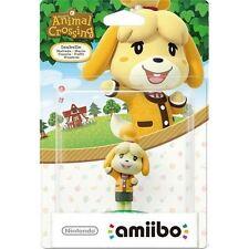 Amiibo Isabelle Animal Crossing Carácter Nuevo y Sellado