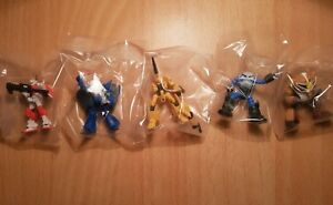 *BANDAI 2004* Lot 5 Mini Gundam Collection Vol.8 (5 cm)