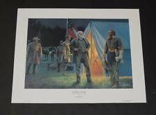 Mort Kunstler - The Return of Stuart - Collectible Civil War Print