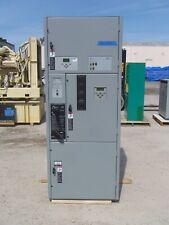 Asco 600 Amp Ats 7000 Automatic Transfer Switch 3ph 3w 208v Bypass Flaw Ak