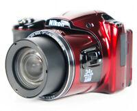 Mint Nikon COOLPIX L830 16MP Digital Camera Zoom 34x Optical, 68x Digital