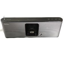 Sony Speaker RDP M15iP Personal Audio Docking System Rechargeable Battery