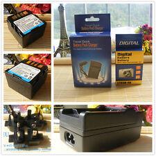 Batterie + Chargeur pour JVC Everio GZ-MG21ek GZ-MG26EK Caméscope