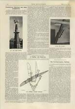 1924 Window Driven Electrical Installation Governing Mechanism Aorangi Engines