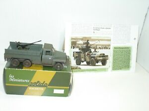 Solido, Truck Acmat 6X6 Canon Anti Aerial Military
