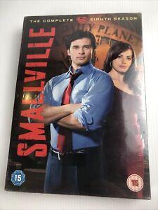 Smallville : Season 8 Brand-new and sealed DVD 2010, 6-Disc Set REGION 2