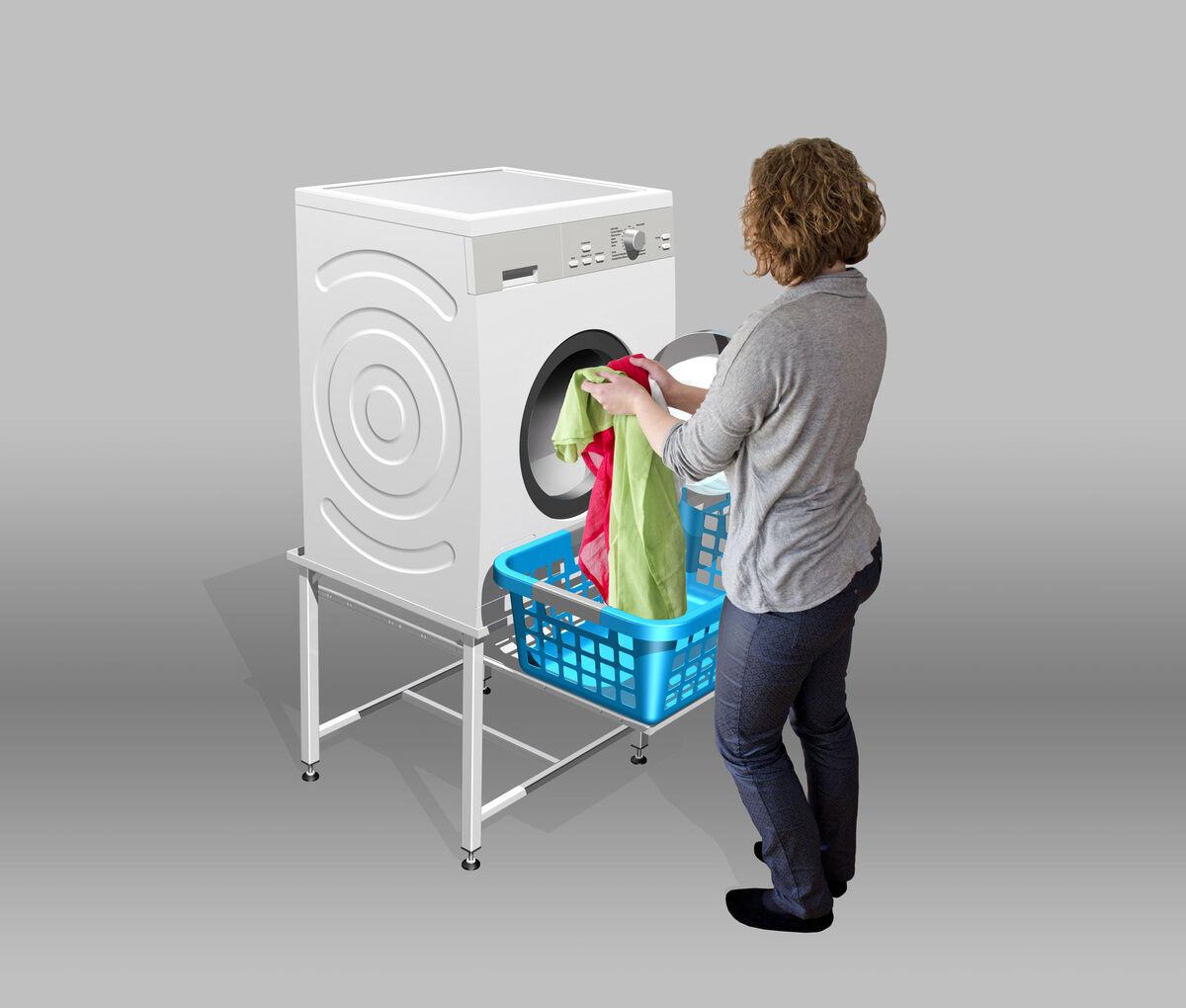Waschmaschinensockel