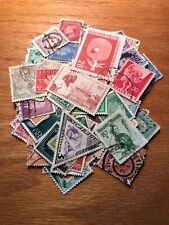 Worldwide Postage Stamps Collectible - 100 Stamps All Different Mint & Used