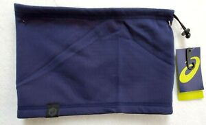 ASICS Unisex Thermal Tube Mask Neck Accessories 3031A006 Navy Size M