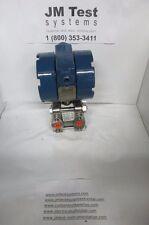 "Rosemount 1151 Pressure Transmitter 1151DR2F22 0-2 ""H2O ITL"