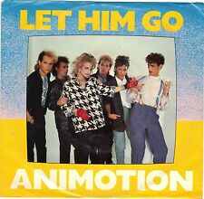ANIMOTION  (Let Him Go)  Mercury 880 737-7 + picture sleeve
