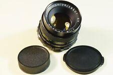M42: mamiya/sekor SX 1,8/55 für MSX + DSX Kameras + digital, topp Sammlerzustand
