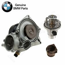 For BMW F01 F07 F06 F10 F12 Water Pump & Gasket & Blind Plug & Thermostat OES