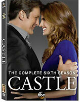 Castle: The Complete Sixth Season [New DVD] Boxed Set, Dolby, Subtitled, Ac-3/