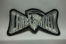CARBONIZED  LOGO     EMBROIDERED  PATCH