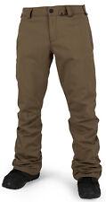 VOLCOM Men's KLOCKER TIGHT Snow Pants - TEK - Large - NWT