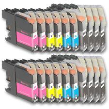 20 Druckerpatronen für Brother MFC-J5625DW MFC-J5720DW MFC-J680DW MFC-J880DW