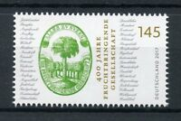 Germany 2017 MNH Fruchtbringende Gesellschaft Literary Society 1v Set Stamps