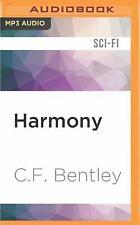 Confederate Star Systems: Harmony by C. F. Bentley (2016, MP3 CD, Unabridged)