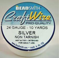 BeadSmith Craft Wire Pro Quality 24 Gauge