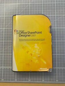 Genuine  Microsoft Office SharePoint Designer 2007