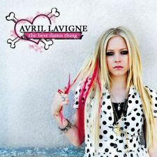 AVRIL LAVIGNE The Best Damn Thing (Gold Series) CD BRAND NEW