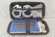 Storage Case For Battery Charger Move Power Bank Mobile Phone Earbuds Camera Mp3
