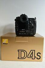 Nikon D4S - 4198 Shutter - Excellent Condition w/ Original Box and Accessories