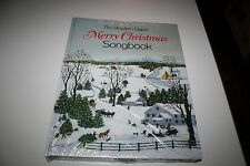 NEW Still in Shrink Wrap The Reader's Digest Merry Christmas Songbook VINTAGE