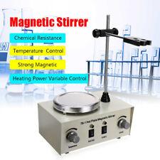 Magnetic Stirrer Hot Plate Mixer Stirring Heating Digital Hotplate 2400rmp