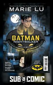 BATMAN NIGHTWALKER GN CHAPTER 1 BATMAN DAY 2019 SPECIAL (DC 2019 1st Print)