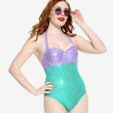 c0f39f50bc227 Little Mermaid Ariel Swimsuit ~ Juniors Medium ~ New With Tags ~ Disney