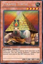 Pyramid Turtle - LCYW-DE245 - Secret Rare EN NM