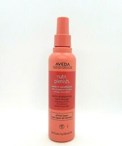 Aveda Nutri Plenish Leave in Conditioner ~ 6.7 oz / 200 ml