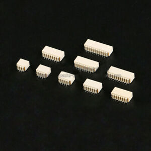 SMD/SMT Pin Headerand Plug 1.0MM Patch Socket PCB Connector 2-10P