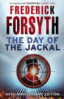 The Day of the Jackal,Frederick Forsyth