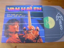 "VAN HALEN YOU REALLY GOT ME 11TRACKS 1991 pressing KOREA VINYL LP 12"" EX"