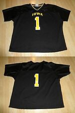Womens Iowa Hawkeyes L Colosseum Athletics Football Jersey 867dd0579