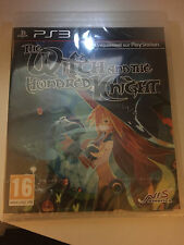 The Witch and the Hundred Knight sur PS3 PlayStation 3 neuf sous blister, VF