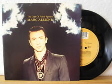 """7"""" Single - MARC ALMOND - The Days Of Pearly Spencer - Mint & Unplayed!"""