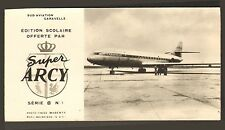 SUD-AVIATION CARAVELLE EDITION SCOLAIRE SUPER ARCY