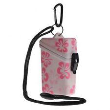 Witz Dry Box Keep it Safe Locker ID Scuba Diving Gear Flower Pink