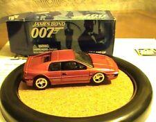 James Bond 007 JL Johnny Lightning LE Bronze Lotus Esprit Turbo Car #4 F.Y.E.O.