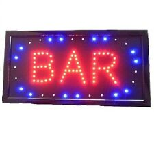 Animated Motion Led Business Bar Sign Lig