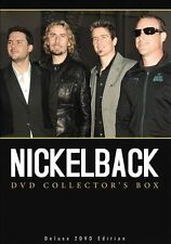 DVD Collector's Box by Nickelback (DVD, Dec-2008, Chrome Dreams (USA))