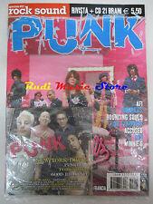 rivista ROCK SOUND SPECIALE PUNK 27/2006 +CD New York Dolls Punkreas Vanilla Sky