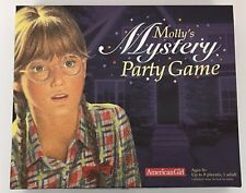 American Girl Molly's Mystery Party Game Character Role Play 100% Complete