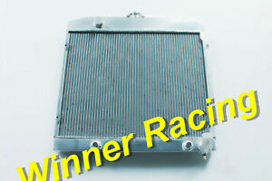 Radiator Fit Mercedes Benz S-CLASS W108/W109, COUPE W111 300 SEL 280 SE 68-72 AT